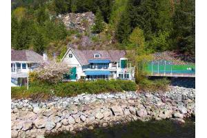温哥华买房推荐,西温,Howe Sound