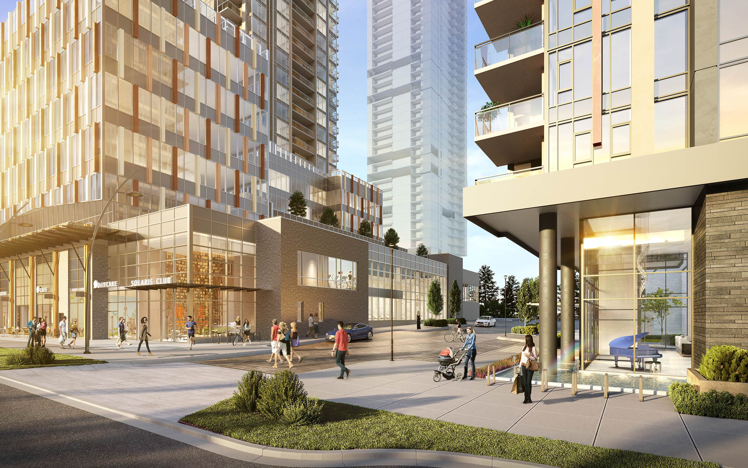 本周又有4個新樓盤參與到JOHOME溫房網—新房團購項目,一個在本拿比Metrotown地區,一個在北素里,一個在高貴林,一個在南三角洲的Tsawwassen。1.南本拿比Metrotown高層公寓SunTowers2太陽塔二期團購優惠折扣:1房$5000元,2房$10000元,3房$15000元位于本拿比Metrotown天車站對面的SunTowers太陽塔,2017年一期的銷售曾出現一房難求的局面,異?;鸨?。SunTowers因其極佳的地段,以及...