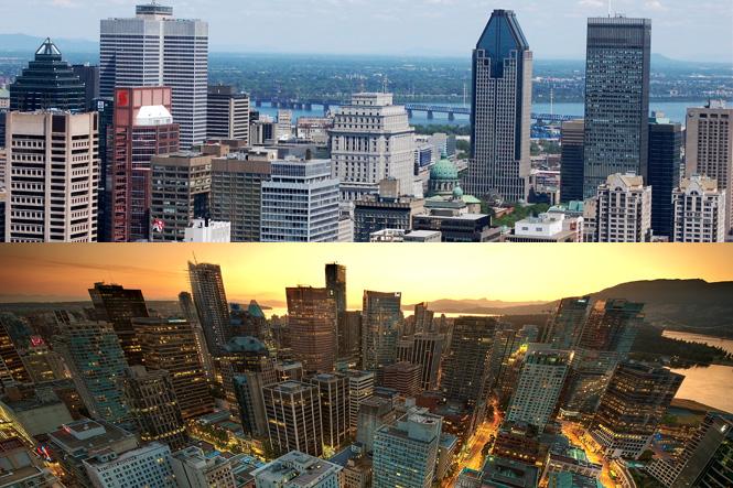 大数据:加拿大全国63个城市房价涨跌红黑榜,以及最新基准价!