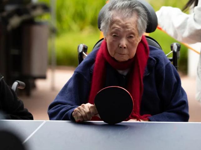 """""""我很年轻""""!95岁的大温老人,被这个华人最爱的运动改变了人生!"""