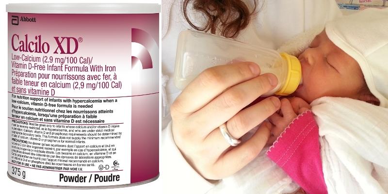 華人爸媽最愛的奶粉品牌被加拿大召回!嬰兒吃了腹瀉、嘔吐!