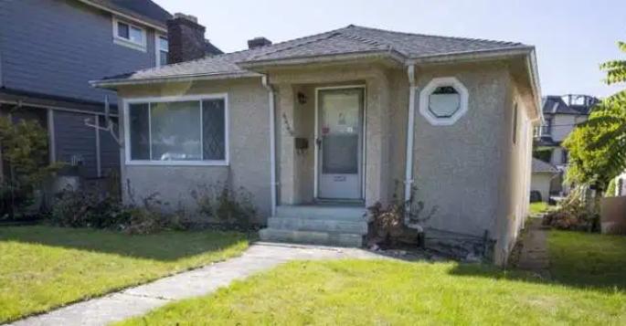 业主哭晕了,温哥华73%的独立屋售价比估价低,来围观血亏卖房实例