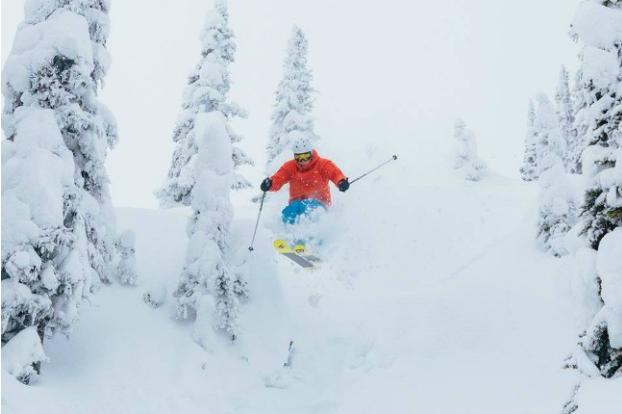 好美!大溫下雪了!朋友圈炸了 盤點BC省12個超美滑雪勝地!