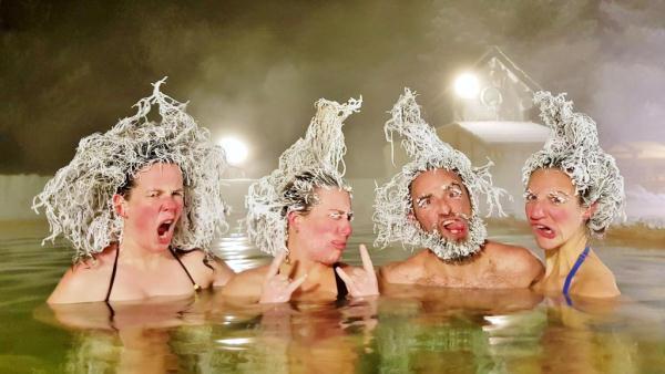 零下十几度也要嗨翻地球!冬天的加拿大人比别人会玩100倍!