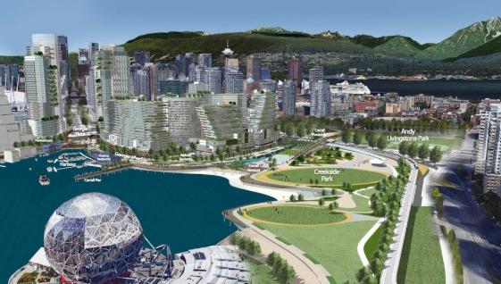 高大上!溫哥華將斥資9000萬 建全新福溪東北部高架橋