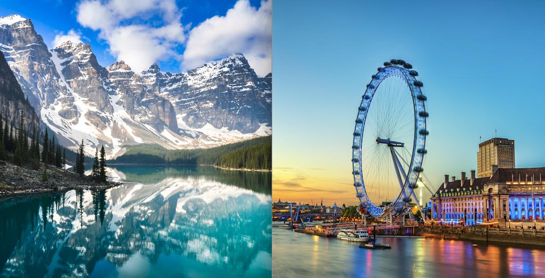 從英國搬來加拿大,我才發現自己之前過的有多苦!加拿大生活360度吊打英國!