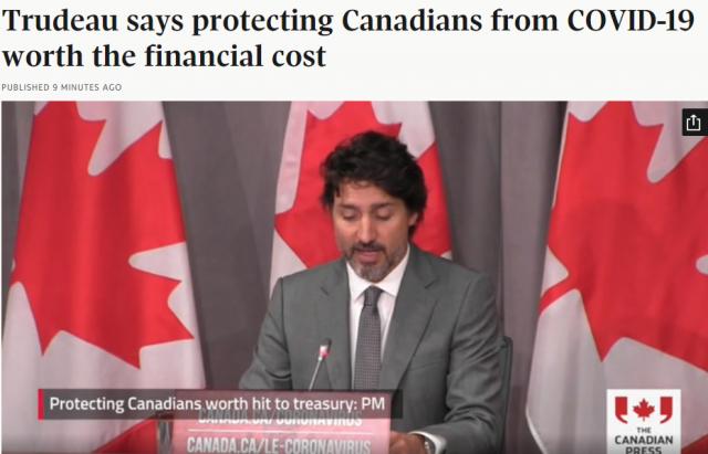 """纳税人哭了!加拿大今年赤字$3430亿!总债务$12000亿!土豆却说""""花的值!"""""""