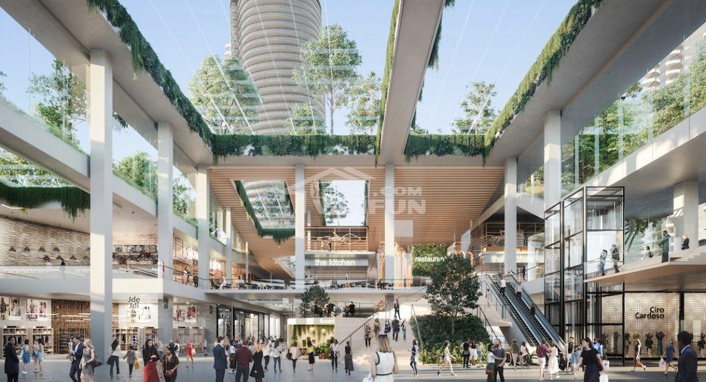能让房价飙升,这个温市中心的新Mall是有多仙?!