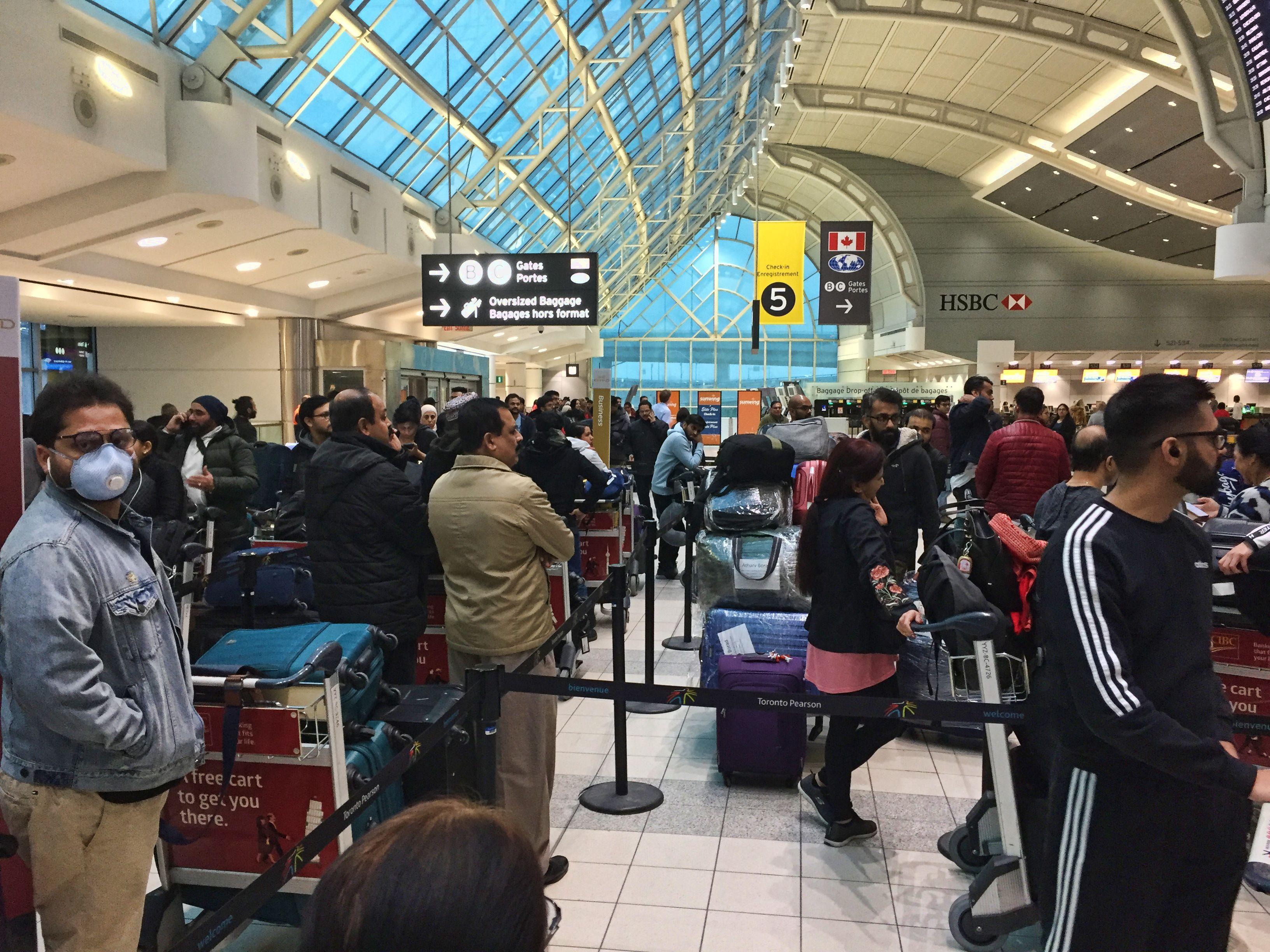 BC新增817!连续3天破纪录!加拿大入境350万人不需要隔离,25万人违规罚款77个