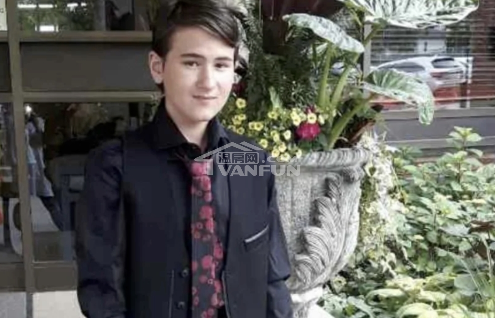 悲惨!加拿大15岁少年惨死寄养家庭 生母崩溃痛哭...
