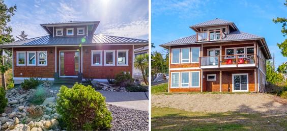 """据《温哥华太阳报》报道,温哥华岛西海岸ChestermanBeach附近的一栋城市屋,最近以高于挂牌价近100万的价格售出。不愿透露姓名的卖家经纪告诉温哥华岛的CHEKNews,这套公寓位于一条街的尽头,标价140万,但售价近240万。该经纪没有透露买家身份,也没有提供该物业的照片。该房屋建于1999年,面积为1206平方英尺,有两间卧室和三间浴室。据悉,这栋房子以一些风景大气秀美的照片吸引了买家,并配以文案:""""在您自己的海滨公寓,可欣赏海浪、飞鸟和..."""
