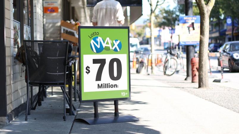 天啊!7000万得主还在找 这次总奖额$140000000 温哥华必有得主